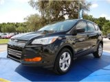 2014 Tuxedo Black Ford Escape S #96160311