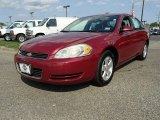 2006 Sport Red Metallic Chevrolet Impala LT #96199483