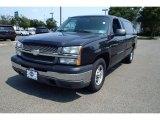 2004 Dark Gray Metallic Chevrolet Silverado 1500 Regular Cab #96199530