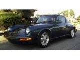 1980 Porsche 911 Blue