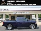 2012 True Blue Pearl Dodge Ram 1500 ST Quad Cab 4x4 #96218764