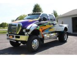 2008 Custom Paint Ford F650 Super Duty XLT Crew Cab #96223131