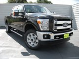 2015 Tuxedo Black Ford F250 Super Duty King Ranch Crew Cab 4x4 #96222993