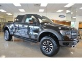2014 Tuxedo Black Ford F150 SVT Raptor SuperCrew 4x4 #96222841