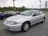 2003 Ultra Silver Metallic Chevrolet Cavalier Coupe #96222933