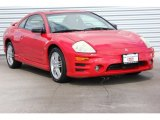 2003 Saronno Red Mitsubishi Eclipse GT Coupe #96223074