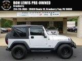2006 Stone White Jeep Wrangler Rubicon 4x4 #96249059