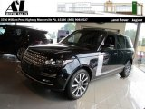 2014 Land Rover Range Rover Loire Blue Metallic