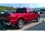 2015 Ruby Red Ford F250 Super Duty King Ranch Crew Cab 4x4 #96248966