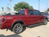 2014 Sunset Ford F150 FX4 SuperCrew 4x4 #96248961