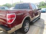 2014 Sunset Ford F150 Lariat SuperCrew 4x4 #96248958