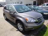 2011 Urban Titanium Metallic Honda CR-V EX-L 4WD #96249462