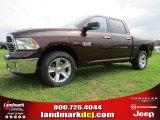 2014 Western Brown Ram 1500 Big Horn Crew Cab #96249110