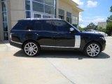 2014 Land Rover Range Rover Standard Model Data, Info and Specs