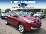 2014 Ruby Red Ford Escape SE 1.6L EcoBoost 4WD #96249089