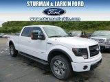 2014 Oxford White Ford F150 FX4 SuperCrew 4x4 #96249087