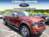 2014 Sunset Ford F150 FX4 SuperCrew 4x4 #96249085
