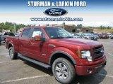 2014 Sunset Ford F150 FX4 SuperCrew 4x4 #96249083