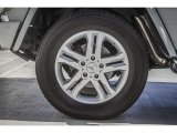 Mercedes-Benz G 2014 Wheels and Tires