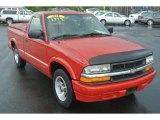 1999 Chevrolet S10 LS Regular Cab Data, Info and Specs