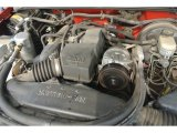 1999 Chevrolet S10 Engines