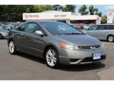 2006 Galaxy Gray Metallic Honda Civic Si Coupe #96249168