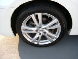 Nissan Altima 2014 Wheels and Tires