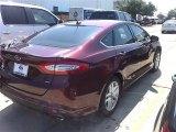 2015 Bronze Fire Metallic Ford Fusion SE #96290131