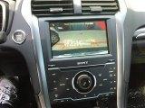 2015 Ford Fusion Titanium Controls