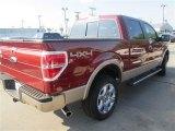 2014 Sunset Ford F150 Lariat SuperCrew 4x4 #96290119