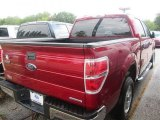 2014 Ruby Red Ford F150 XLT SuperCrew #96290115