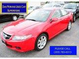 2005 Milano Red Acura TSX Sedan #96289952