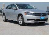 2014 Reflex Silver Metallic Volkswagen Passat 1.8T SE #96290497