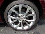 Cadillac ATS 2014 Wheels and Tires