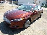 2015 Ford Fusion Bronze Fire Metallic
