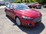 2015 Ford Fusion Ruby Red Metallic