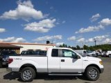 2014 Oxford White Ford F150 XLT SuperCab 4x4 #96332852
