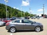 2014 Sterling Gray Ford Focus SE Sedan #96332933