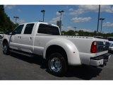 2015 Ford F350 Super Duty Platinum Crew Cab 4x4 DRW Data, Info and Specs