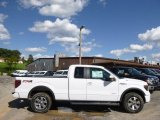 2014 Oxford White Ford F150 FX4 SuperCab 4x4 #96332829