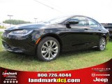 2015 Black Chrysler 200 S #96332992