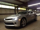 2015 Silver Ice Metallic Chevrolet Camaro LT/RS Coupe #96332976