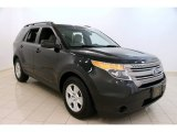 2011 Tuxedo Black Metallic Ford Explorer FWD #96333244