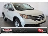 2014 White Diamond Pearl Honda CR-V LX #96332809