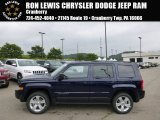 2014 True Blue Pearl Jeep Patriot Latitude 4x4 #96332964