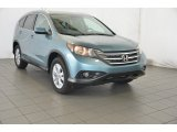 2014 Mountain Air Metallic Honda CR-V EX-L #96332808