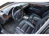 2003 Audi A4 Interiors