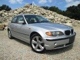 2005 Titanium Silver Metallic BMW 3 Series 330xi Sedan #96333293