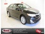 2012 Attitude Black Metallic Toyota Camry XLE #96290415