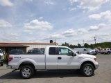 2014 Oxford White Ford F150 XLT SuperCab 4x4 #96378834